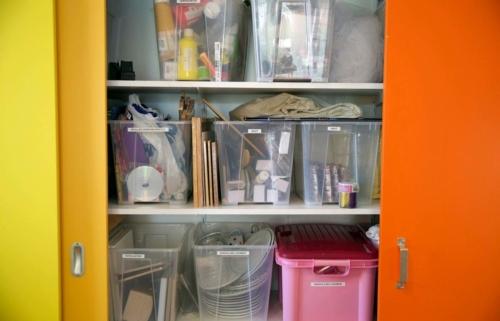 Materialen en spelletjes om te gebruiken.