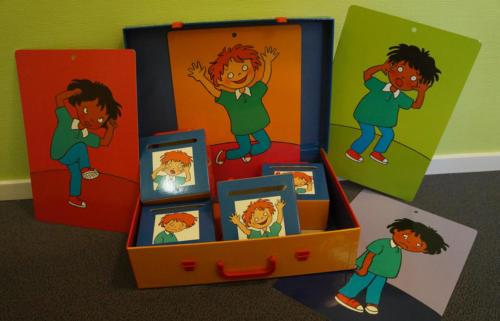 Kinderen ouder dan acht kunnen meedoen aan de kinderthemagroep.