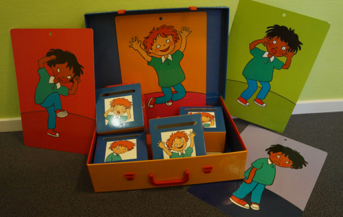 Kinderen ouder dan acht jaar kunnen meedoen aan de kinderthemagroep.