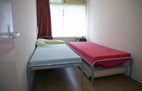 Een extra slaapkamer.